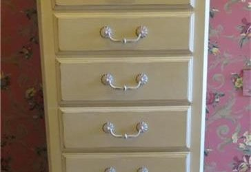 BRITTANY LINGERIE CHEST by Ethan Allen